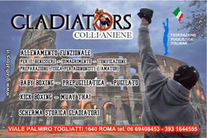 GLADIATORS COLLI ANIENE